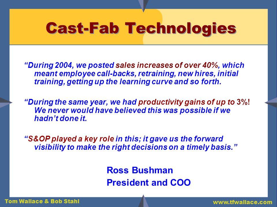 Cast-Fab Technologies