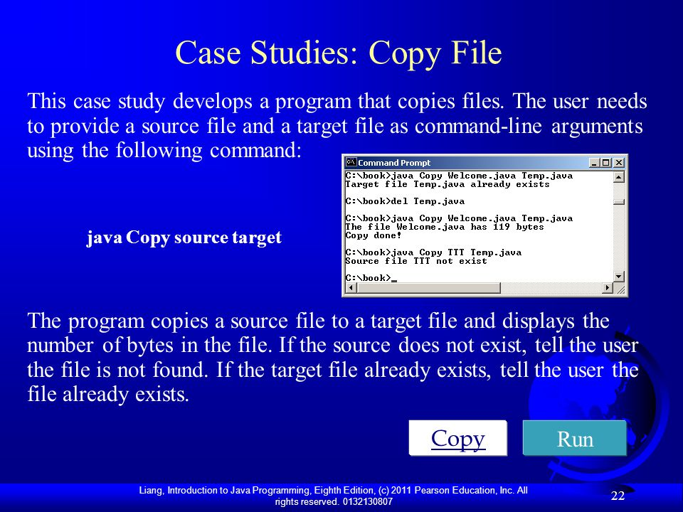 Case Studies: Copy File