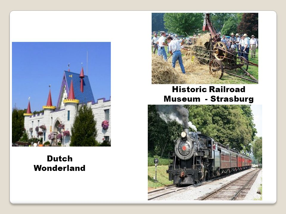 Historic Railroad Museum - Strasburg