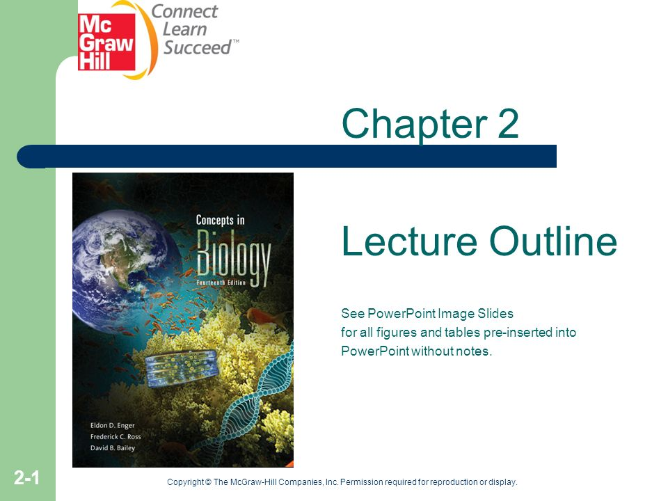 Chapter 2 Lecture Outline See PowerPoint Image Slides