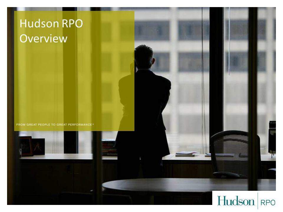 Hudson RPO Overview