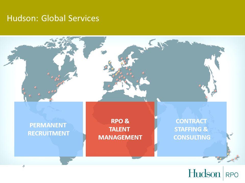 Hudson: Global Services