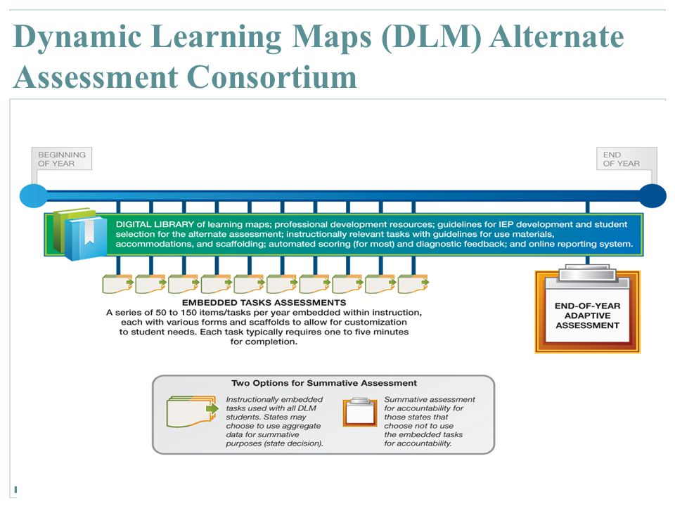 Dynamic Learning Maps (DLM) Alternate Assessment Consortium