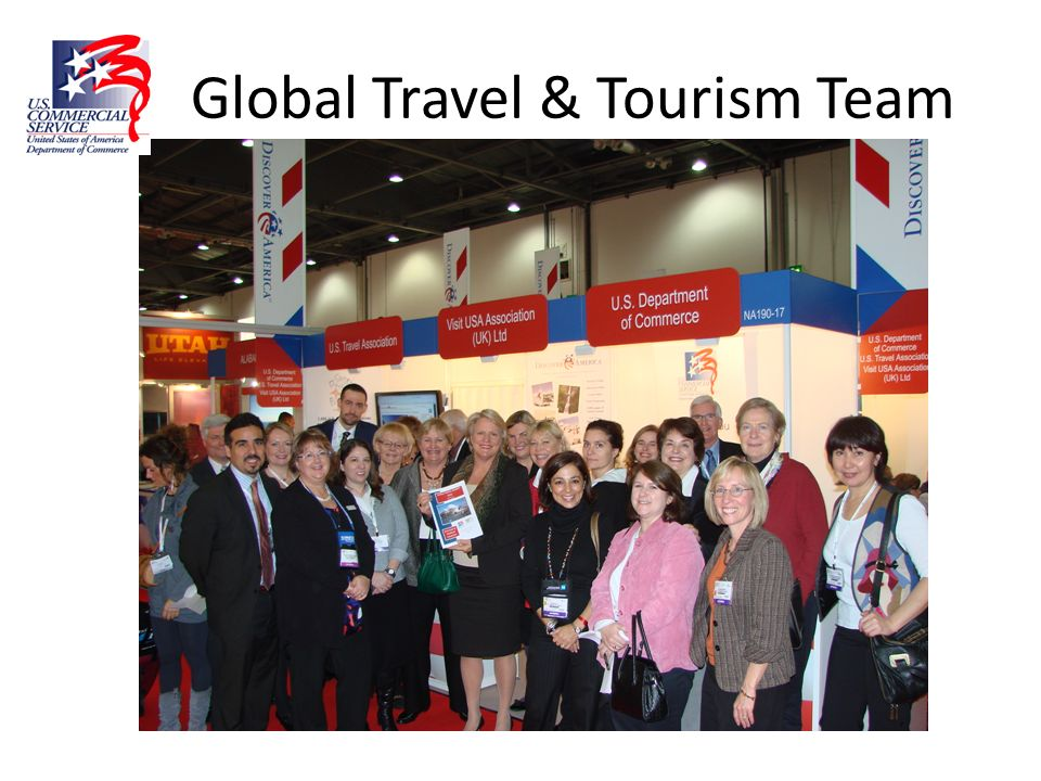 Global Travel & Tourism Team