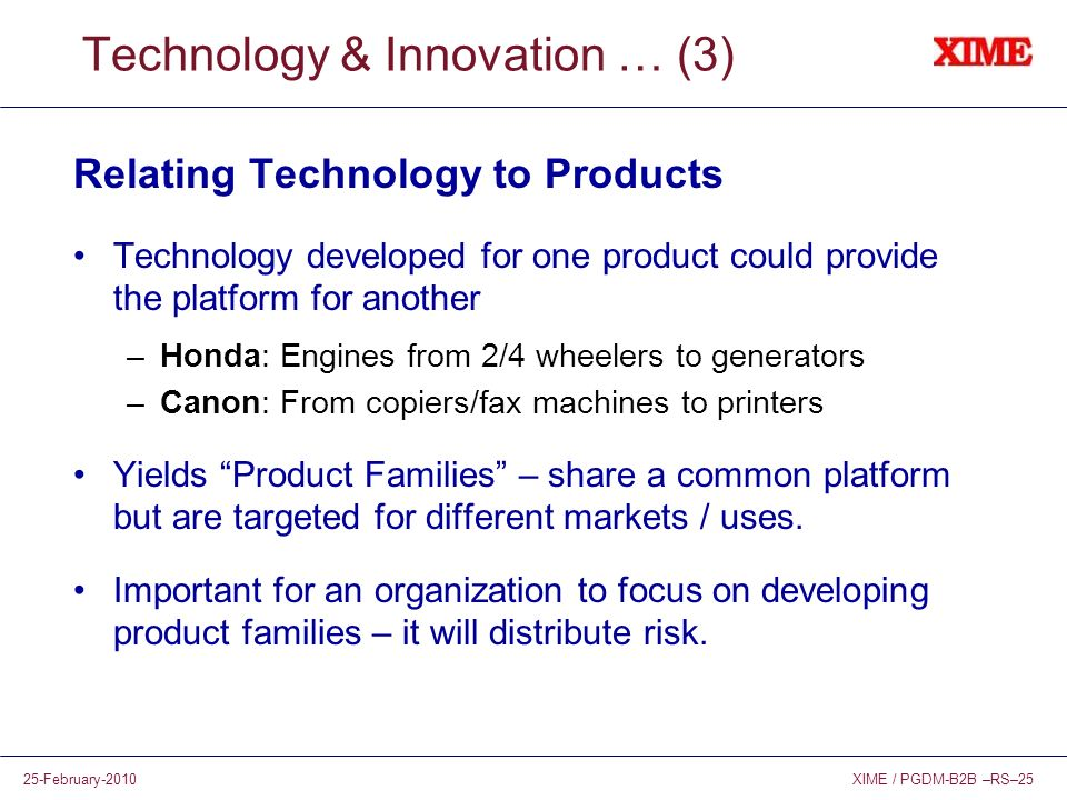 Technology & Innovation … (3)