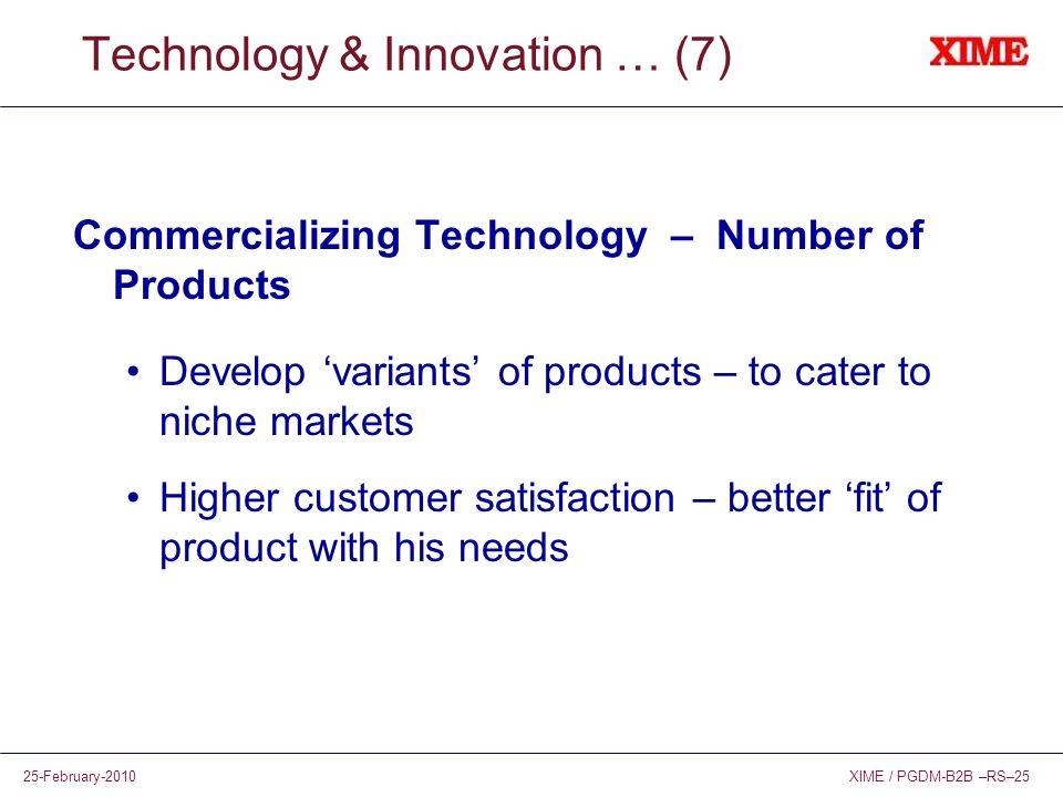 Technology & Innovation … (7)