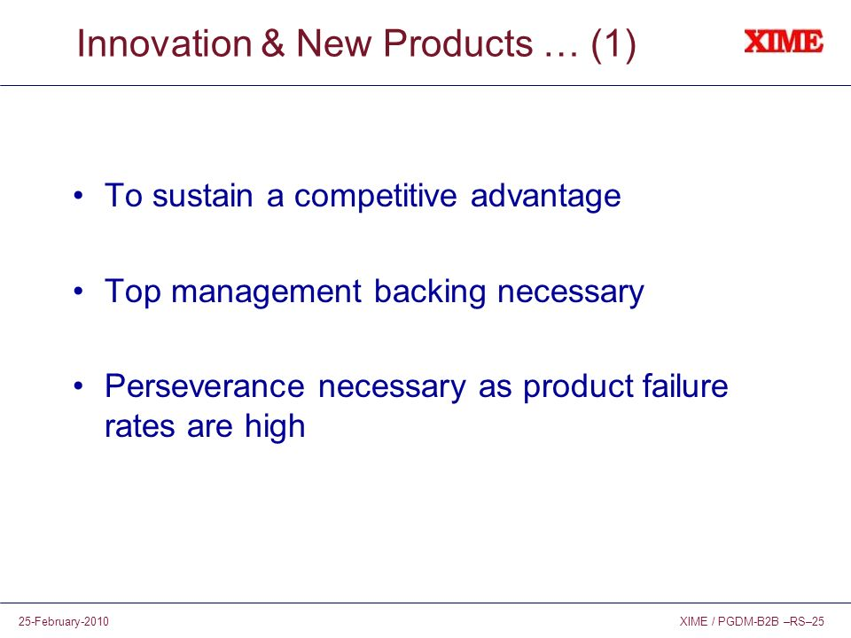 Innovation & New Products … (1)