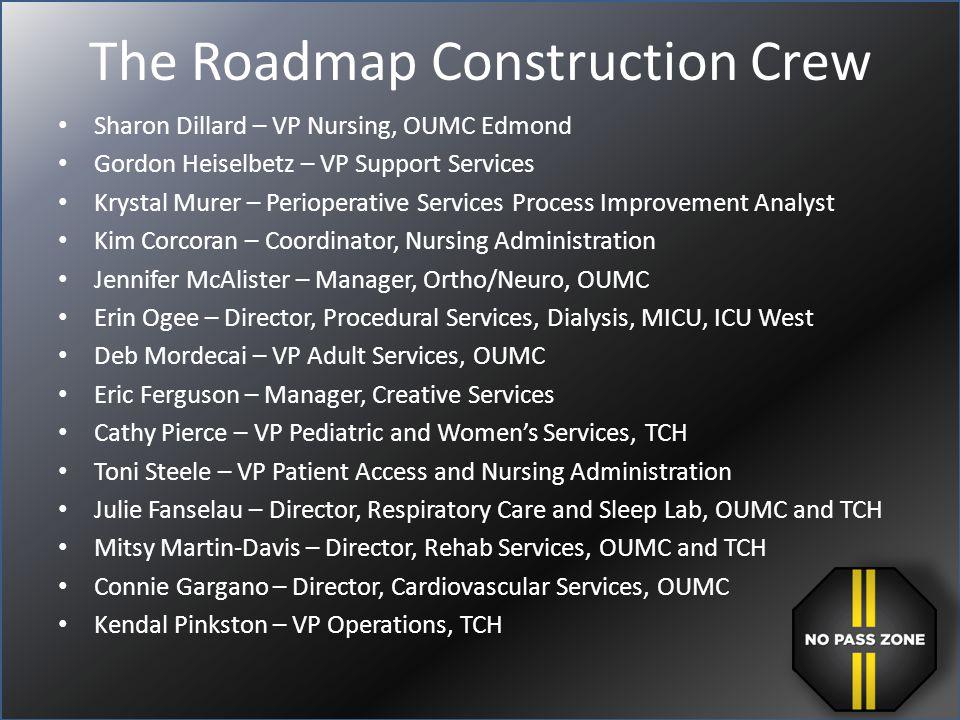 The Roadmap Construction Crew