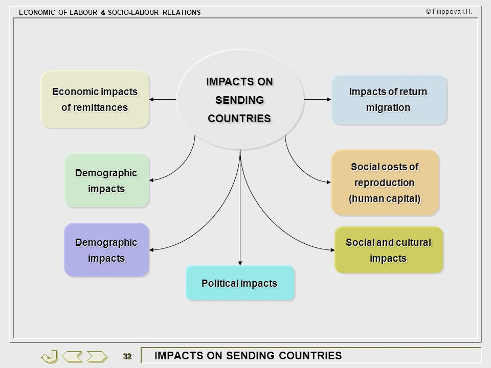 IMPACTS ON SENDING COUNTRIES
