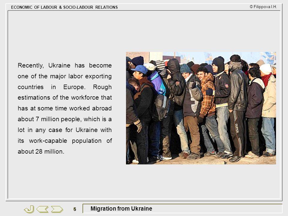 Migration from Ukraine