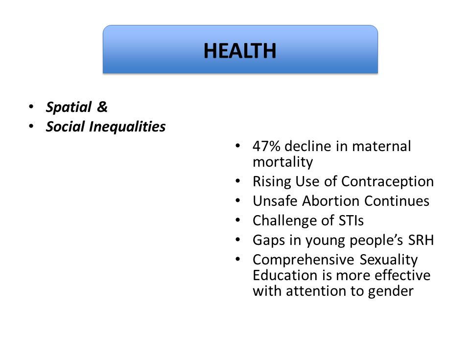 Dignity HEALTH Spatial & Social Inequalities