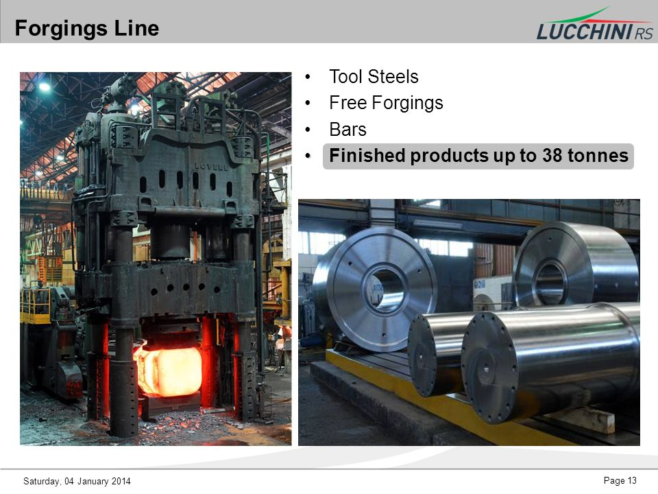 Forgings Line Tool Steels Free Forgings Bars