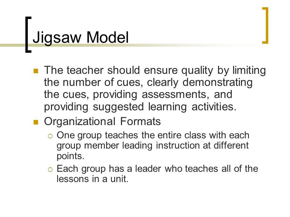 Jigsaw Model