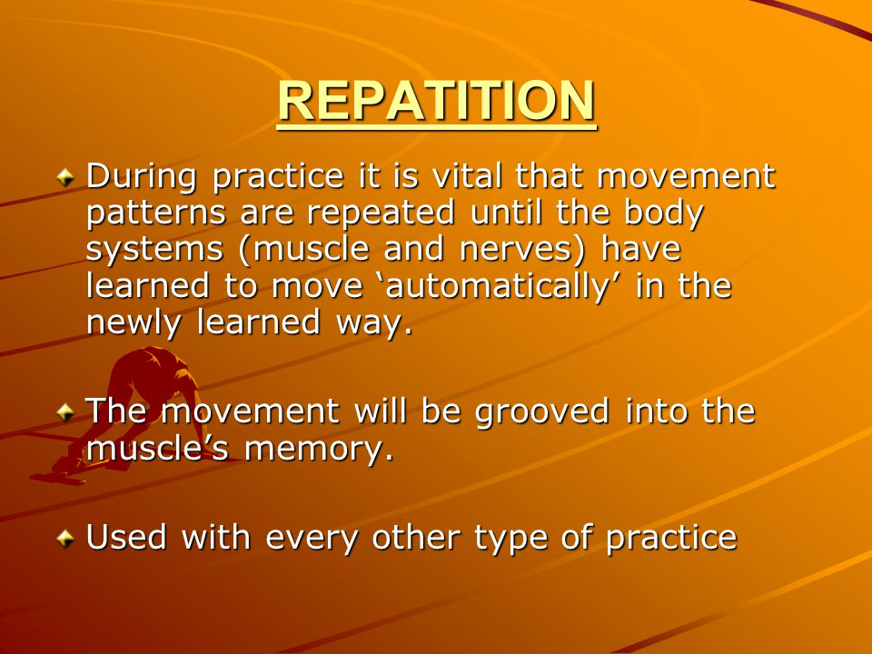 REPATITION
