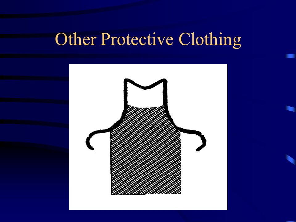 Other Protective Clothing