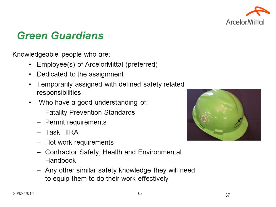 Green Guardians Why To empower employee(s) at all levels with the required. knowledge and authority to: