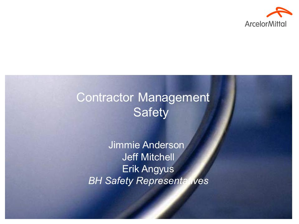 Agenda Health and Safety Policy/OHSAS18001 Certification Golden Rules