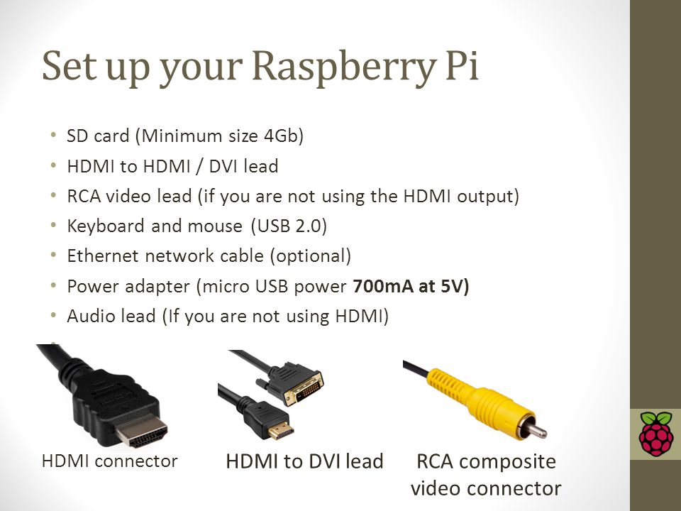 Set up your Raspberry Pi