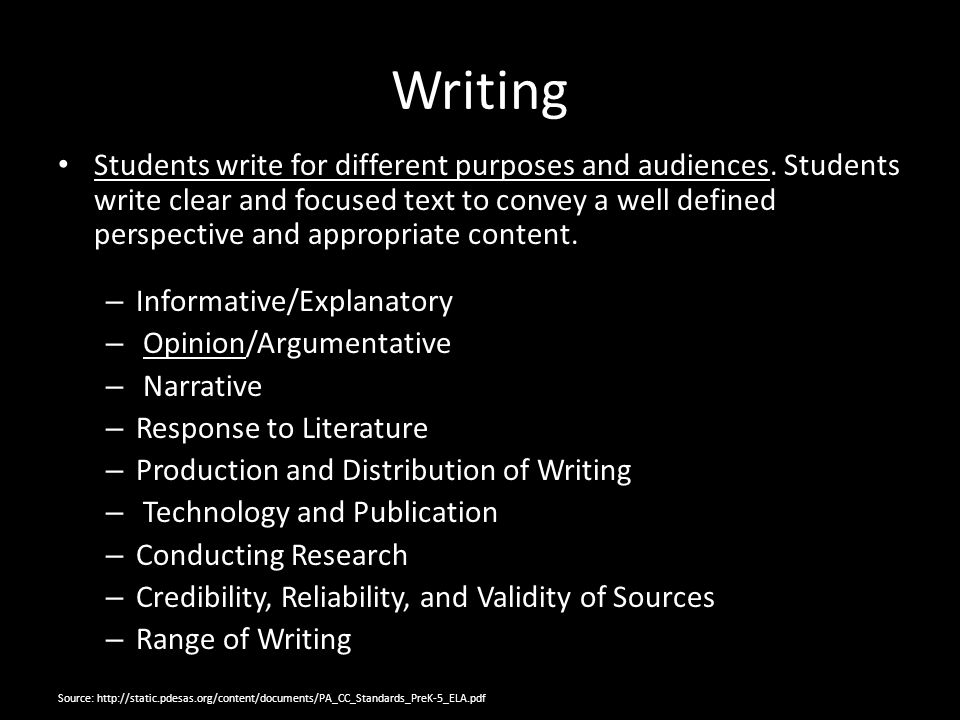 writing for various audiences How to juggle styles and write for different audiences  define your audience before you begin writing, you need to know who you're going to be writing for do .