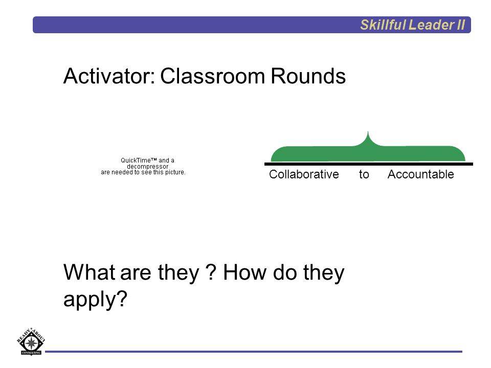 Activator: Classroom Rounds
