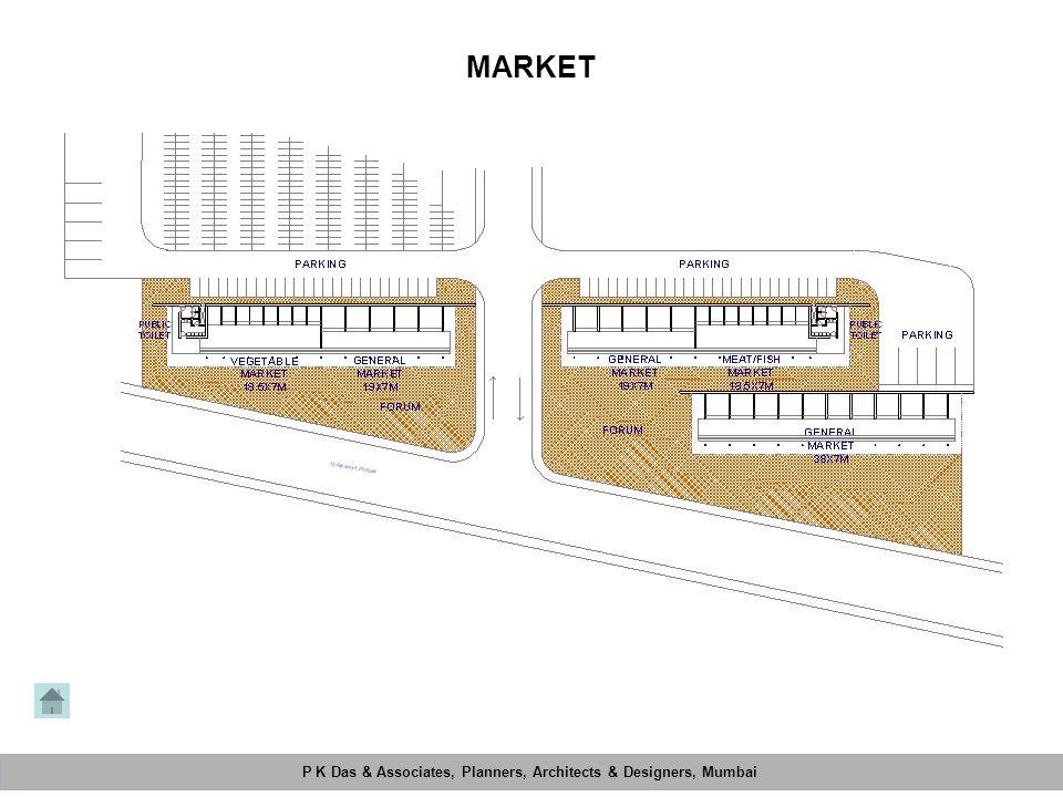 P K Das & Associates, Planners, Architects & Designers, Mumbai