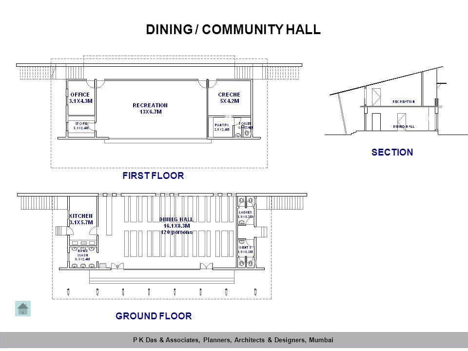 DINING / COMMUNITY HALL