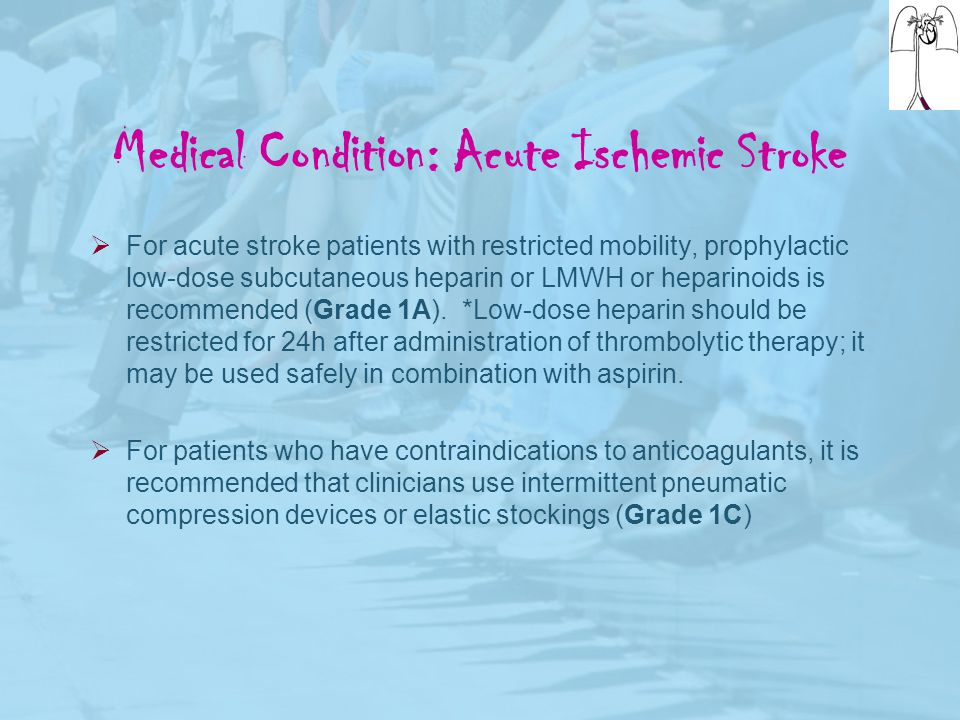 Medical Condition: Acute Ischemic Stroke