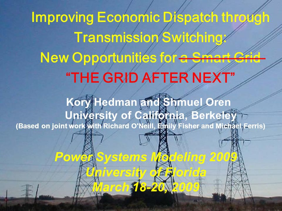 Improving Economic Dispatch through Transmission Switching: