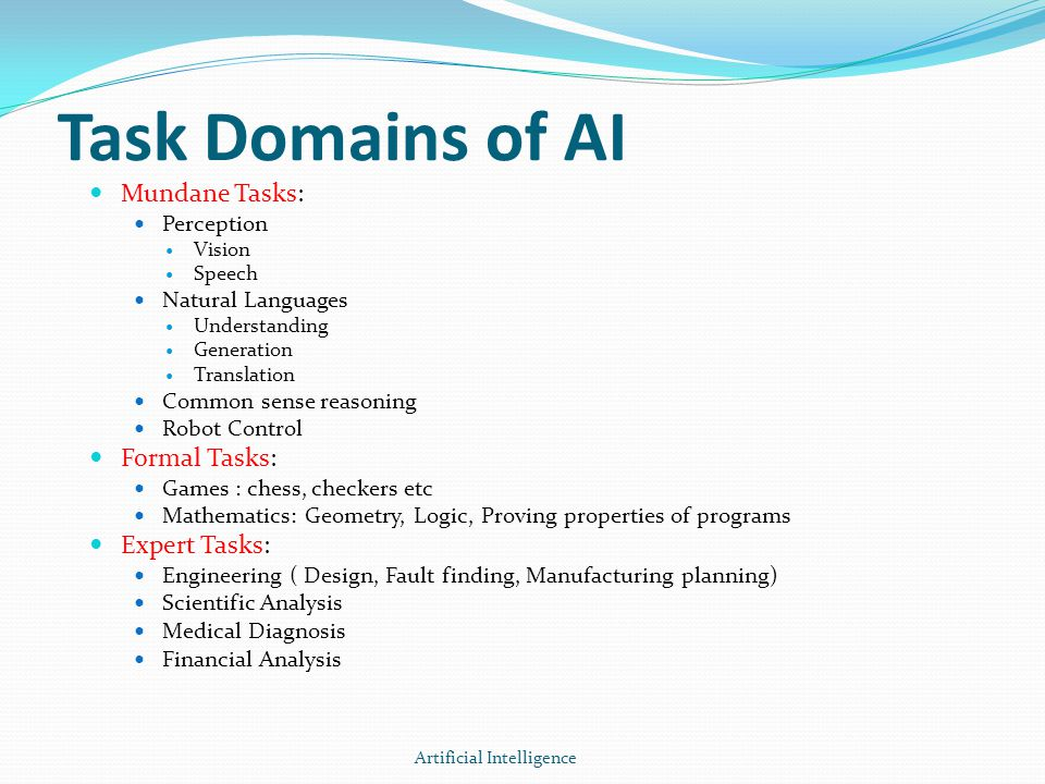 Artificial Intelligence - ppt video online download