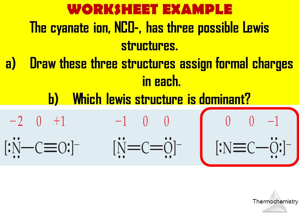 Basic Concepts of Chemical Bonding ppt download – Drawing Lewis Structures Worksheet