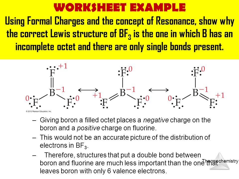 Basic Concepts of Chemical Bonding ppt video online download – Formal Charge Worksheet