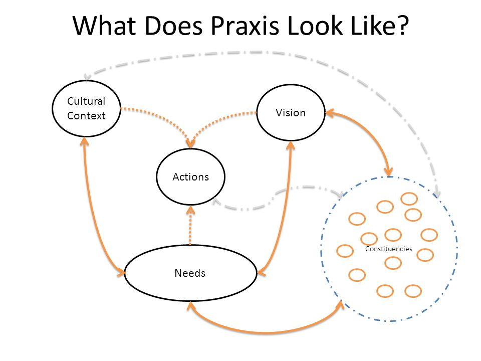 What Does Praxis Look Like