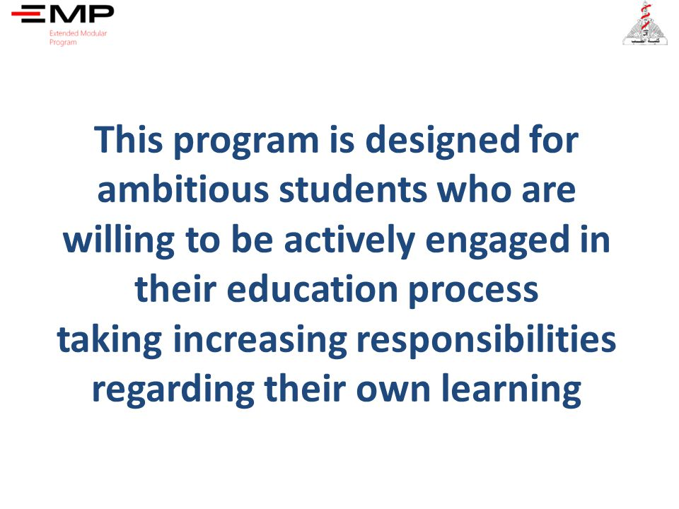 taking increasing responsibilities regarding their own learning