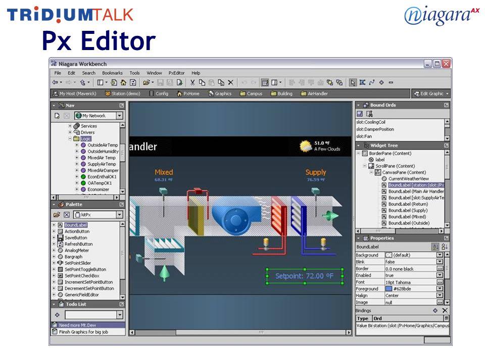 Px Editor