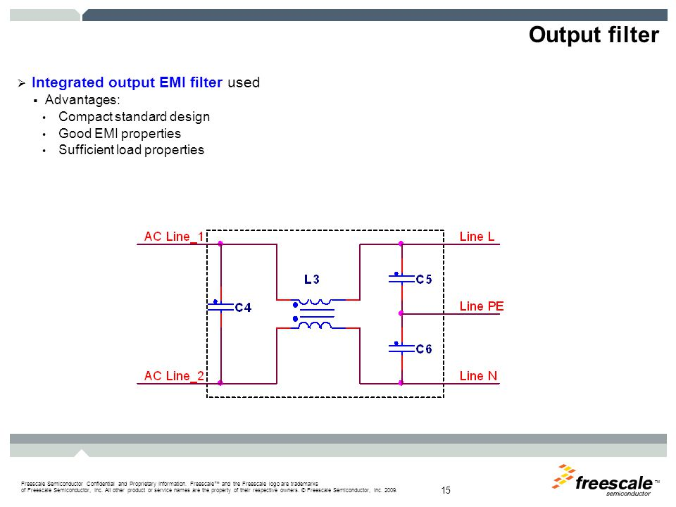 Auxiliary Power Supplies