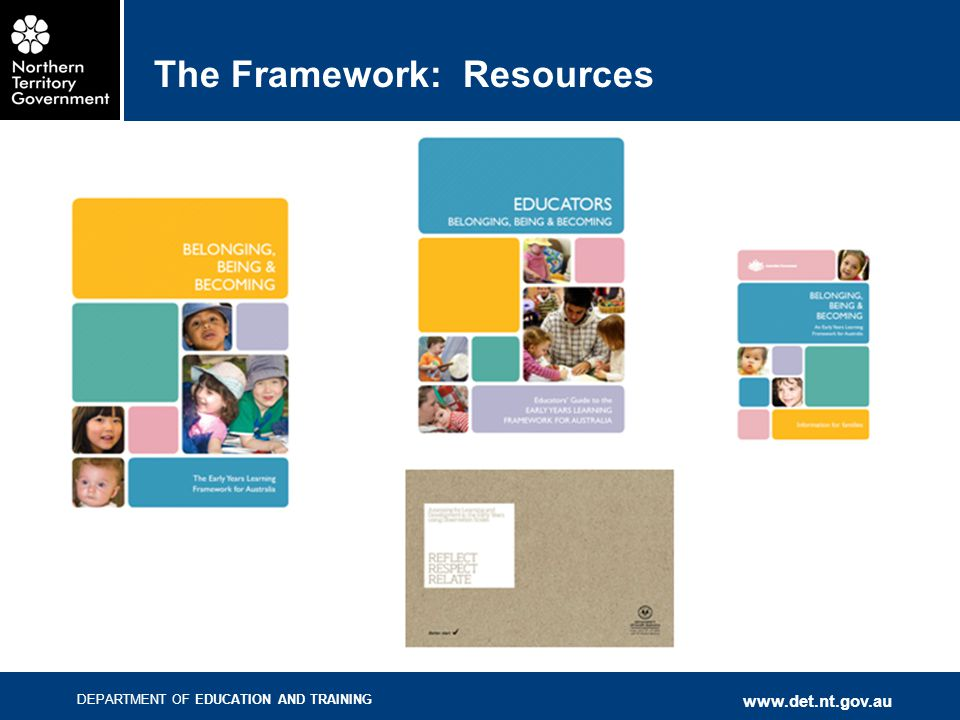 The Framework: Resources