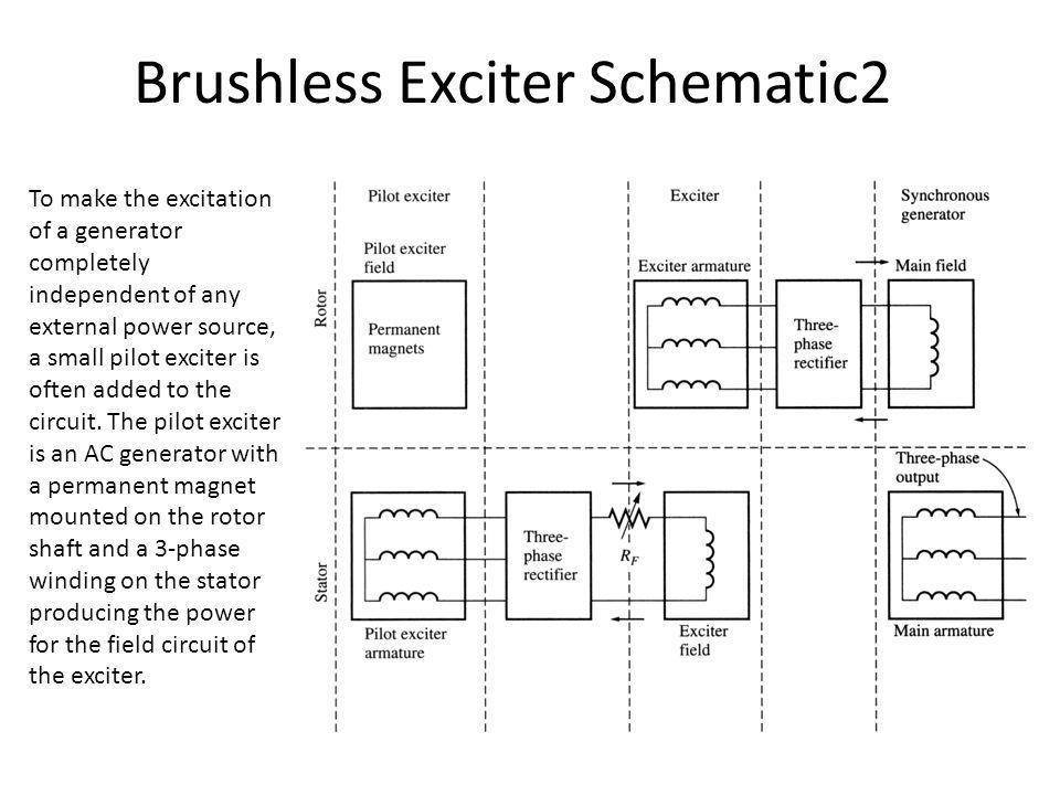 Brushless Exciter Schematic2