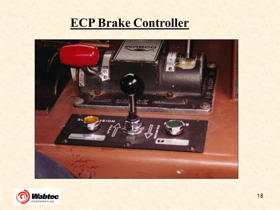 ECP Brake Controller
