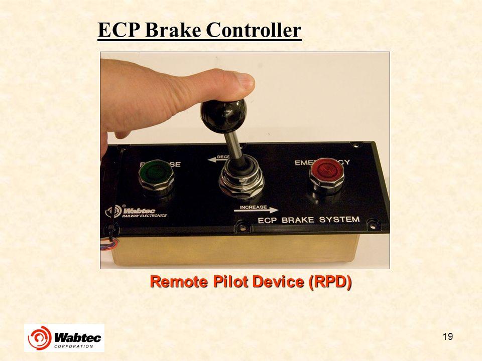 Remote Pilot Device (RPD)