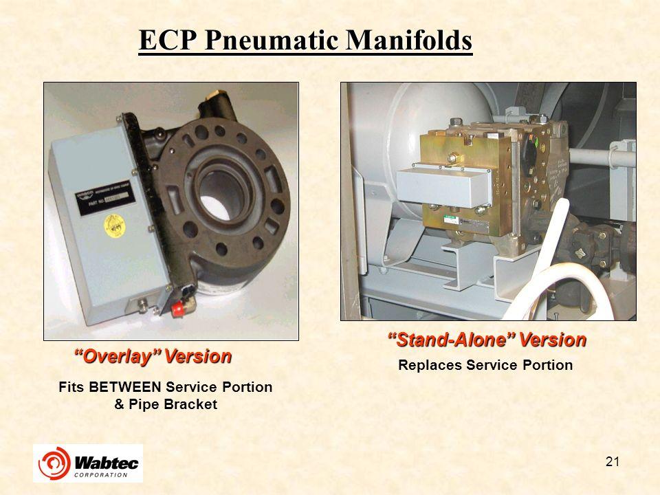 ECP Pneumatic Manifolds