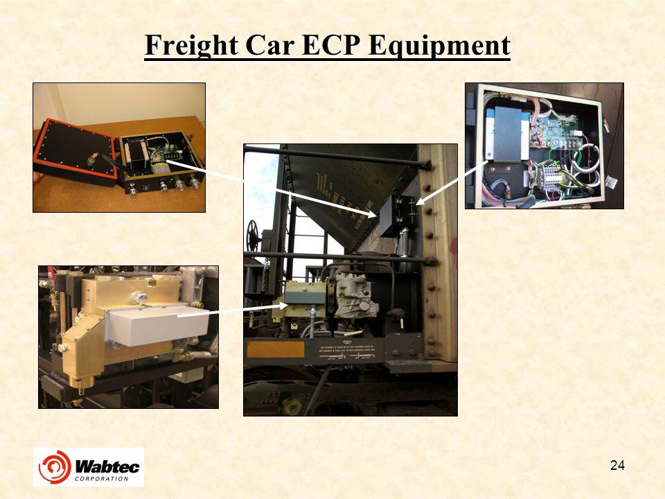 Freight Car ECP Equipment