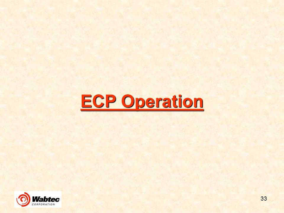 ECP Operation