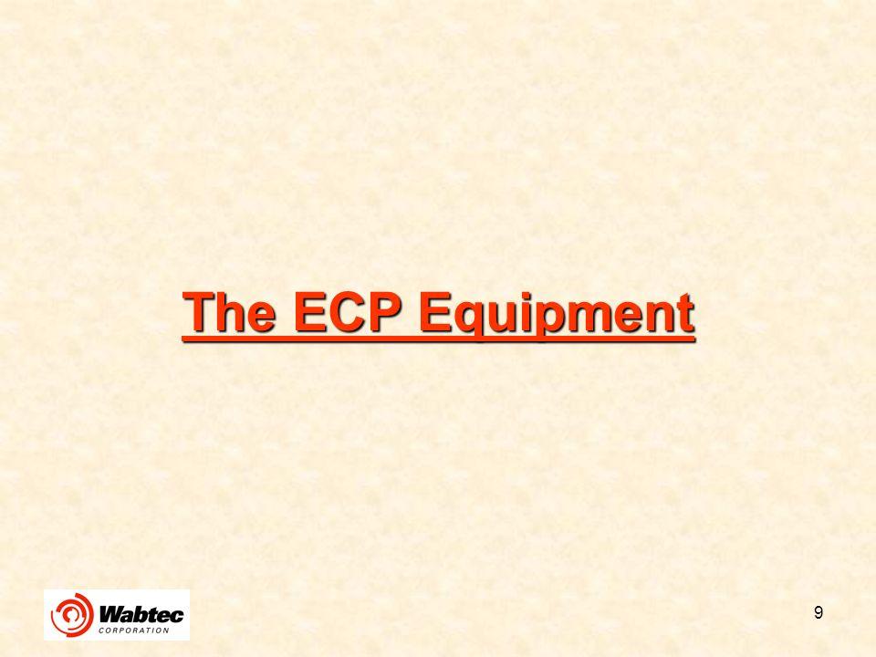 The ECP Equipment