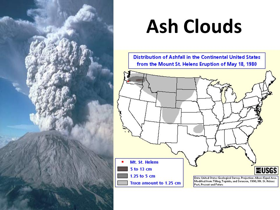 MEDC Case Study Mount StHelens USA Ppt Video Online Download - Mt st helens on us map