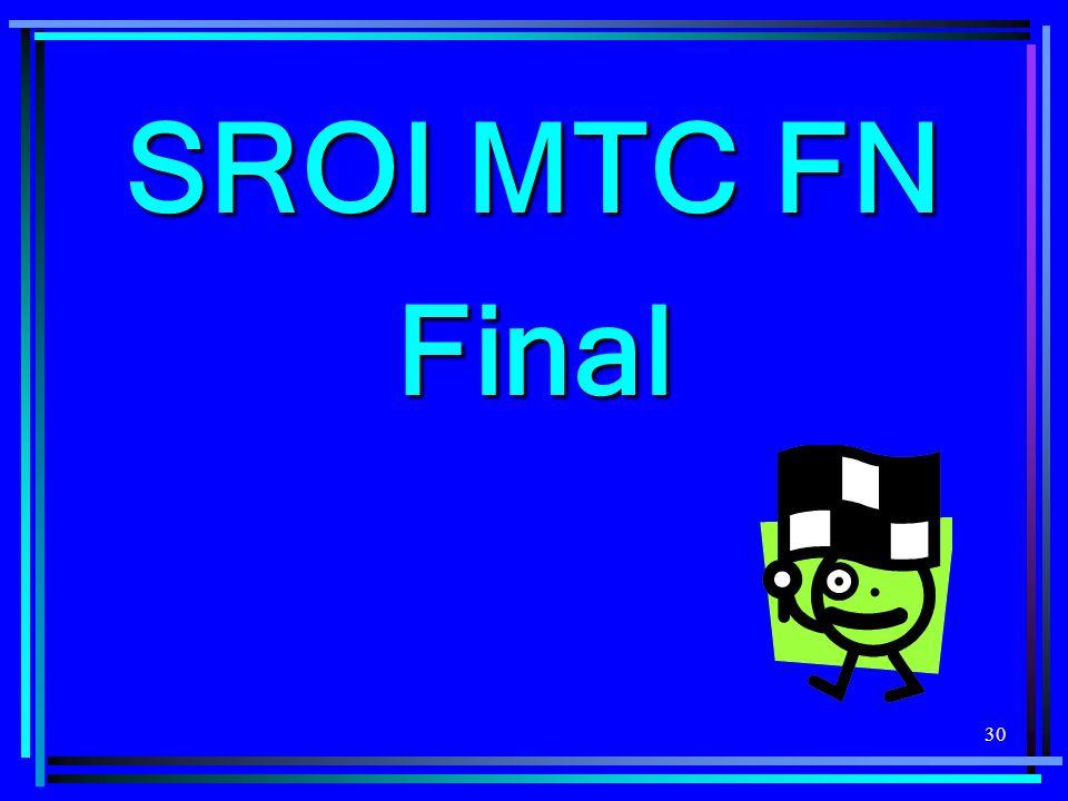 SROI MTC FN Final
