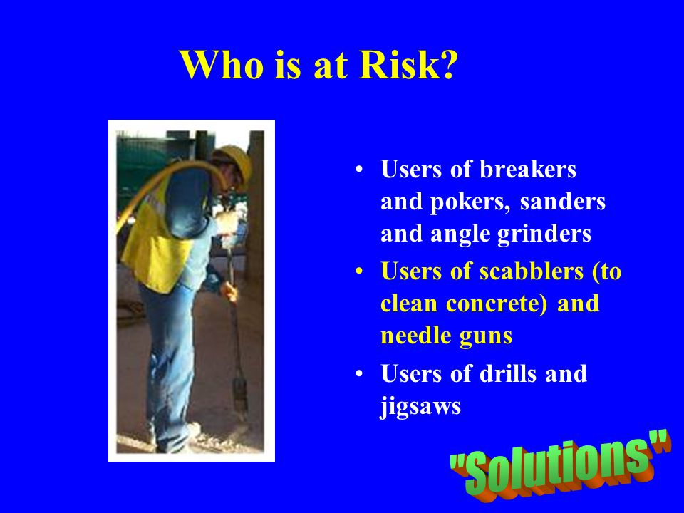 Who is at Risk Solutions