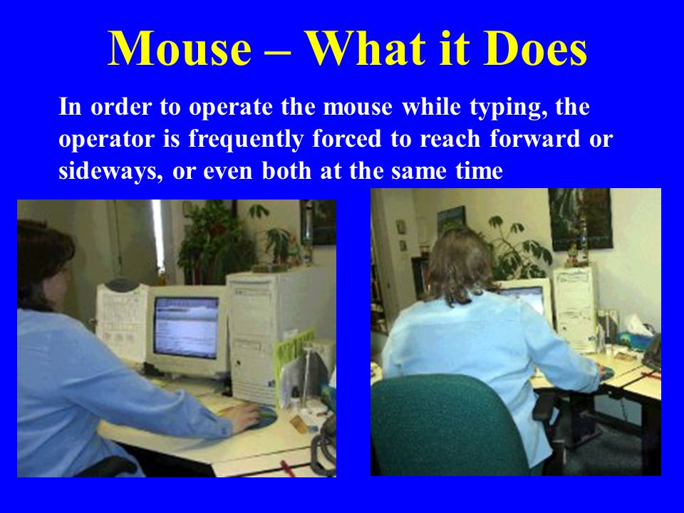 Mouse – What it Does