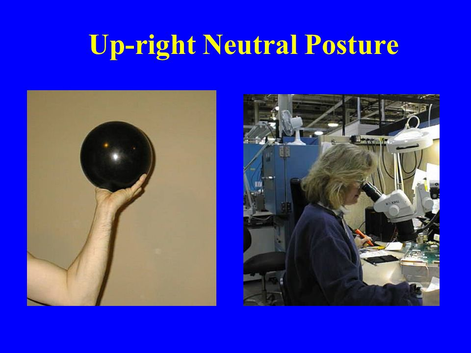 Up-right Neutral Posture