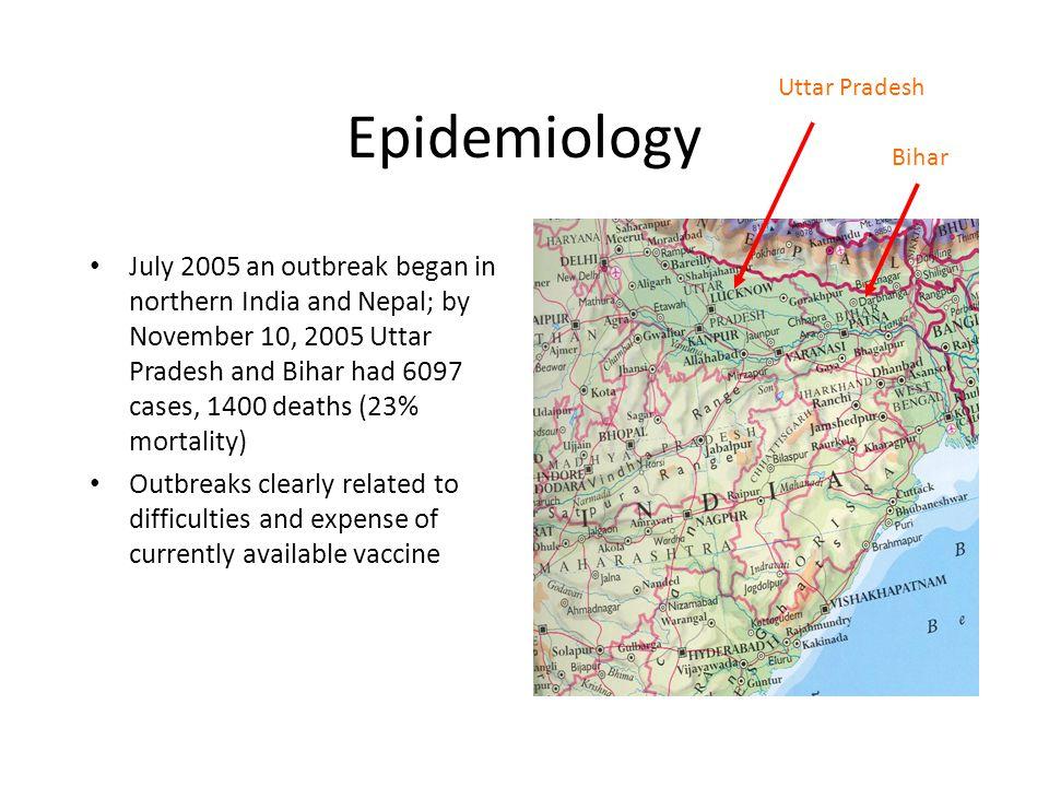 Epidemiology Uttar Pradesh. Bihar.