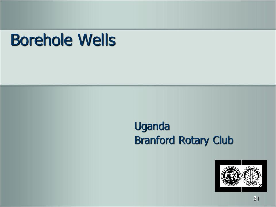 Uganda Branford Rotary Club
